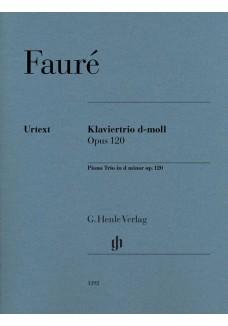 Klaviertrio d-moll op. 120