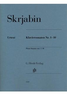 Klaviersonaten Nr. 1-10