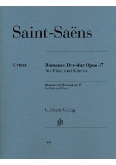 Romance Des-dur op. 37
