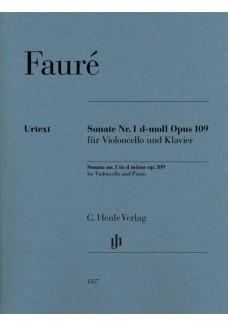 Sonate Nr. 1 d-moll op. 109