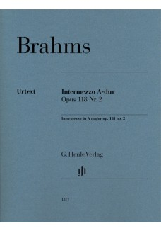 Intermezzo A-dur op. 118 Nr. 2