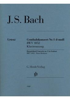 Cembalokonzert Nr. 1 d-moll BWV 1052