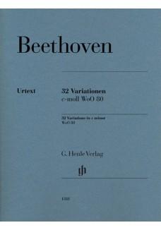 32 Variationen c-moll WoO 80