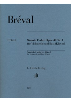 Sonate C-dur op. 40 Nr. 1