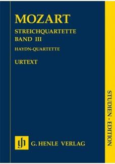Streichquartette Band 3