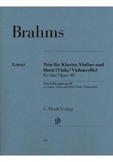 Trio für Klavier, Violine und Horn