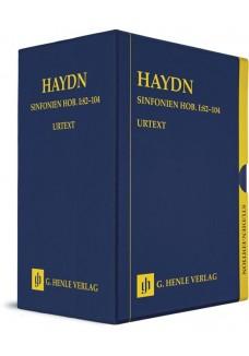 Sinfonien Hob. I:82-104