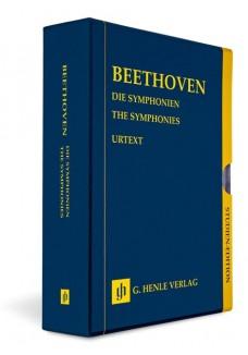 Die Symphonien - 9 Bände im Schuber