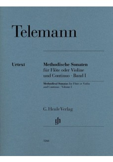 Methodische Sonaten Band 1