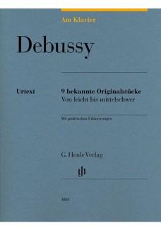 Am Klavier - 9 bekannte Originalstücke