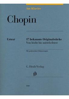 Am Klavier - 17 bekannte Originalstücke