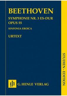 Symphonie Nr. 3 Es-dur op. 55 (Sinfonia Eroica)
