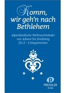 Komm, wir gehn nach Bethlehem