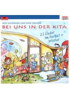Bei uns in der Kita CD 2 Herbst und Winter