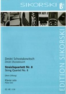 Streichquartett Nr. 8