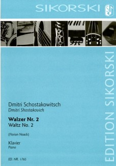 Walzer Nr. 2 [aus der Suite Nr. 2 für Jazz-Orches