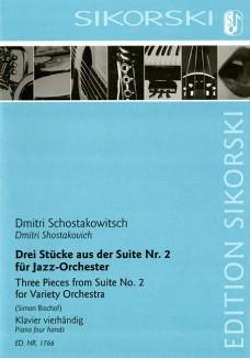 Drei Stücke aus der Suite Nr. 2 für Jazz-Orchester