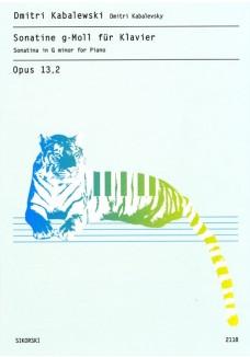 Sonatine Nr. 2 op. 13/2