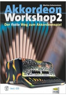 Akkordeon Workshop, Band 2