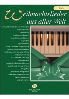 Weihnachtslieder aus aller Welt - Klavier
