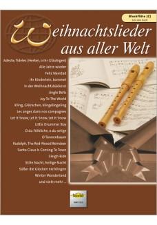 Weihnachtslieder aus aller Welt für Sopranflöte