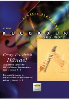 Die gesamten Sonaten - Band 1   Sonaten 1-3