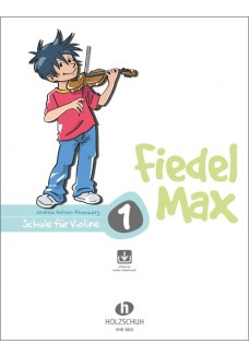 Fiedel-Max 1 Violine (mit Download)