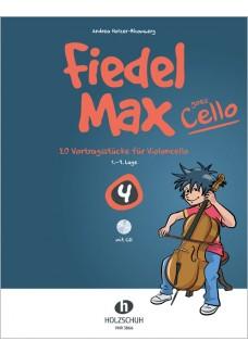 Fiedel-Max goes Cello 4