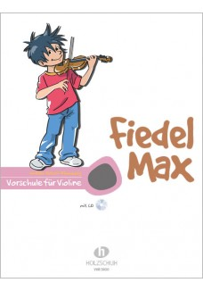 Fiedel-Max für Violine, Vorschule