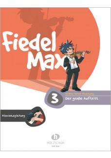 Der große Auftritt 3 Violine - Klavierbegleitung