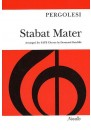 Pergolesi Stabat Mater Satb V/S