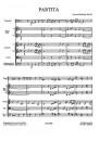 Berkly Partita op. 66 Cham Orchestra M/S