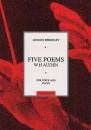 BERKELEY 5 Poems op. 53 (Auden) Med Voice / Pf (e)