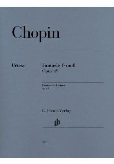 Fantasie f-moll op. 49