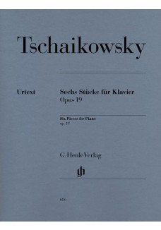 Sechs Stücke für Klavier op. 19