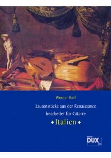 Lautenstücke aus der Renaissance: Italien