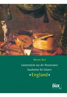Lautenstücke aus der Renaissance: England