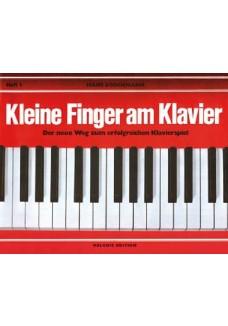 Kleine Finger am Klavier, Bd. 1