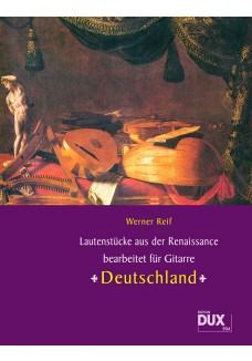 Lautenstücke aus der Renaissance: Deutschland