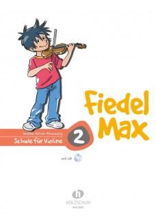 Fiedel-Max 2 Violine (mit CD)
