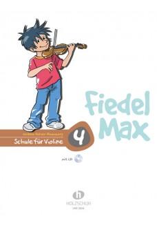Fiedel-Max für Violine - Schule, Band 4
