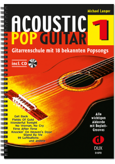 Acoustic Pop Guitar Band 1