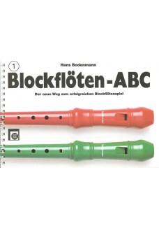 Blockflöten ABC, Heft 1