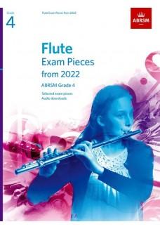 Flute Exam Pieces from 2022, ABRSM Grade 4