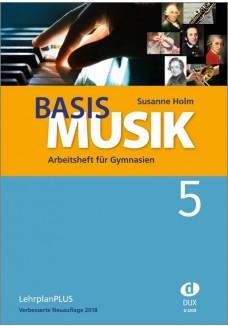 Basis Musik 5 - Arbeitsheft