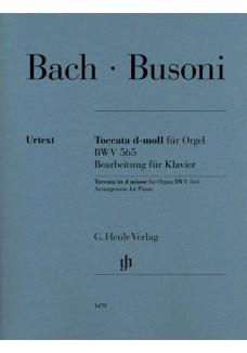 Toccata d-moll für Orgel BWV 565