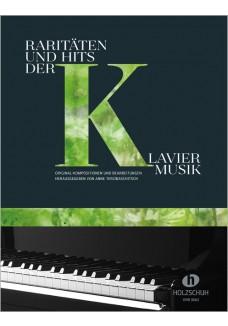 Raritäten und Hits der Klaviermusik